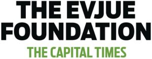 Evjue foundation logo